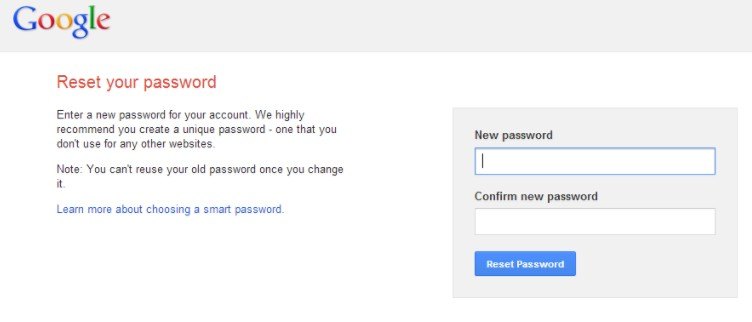 Google Password Not Working after Reset | Google can't