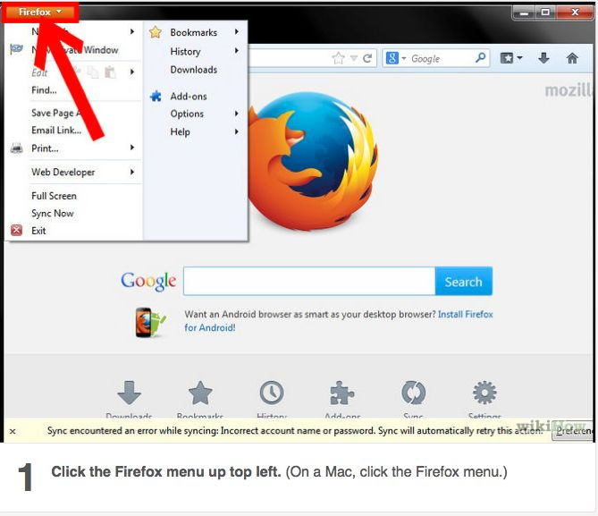 How to Enable Cookies in Firefox | Manage | Clear |1-877-201-3827
