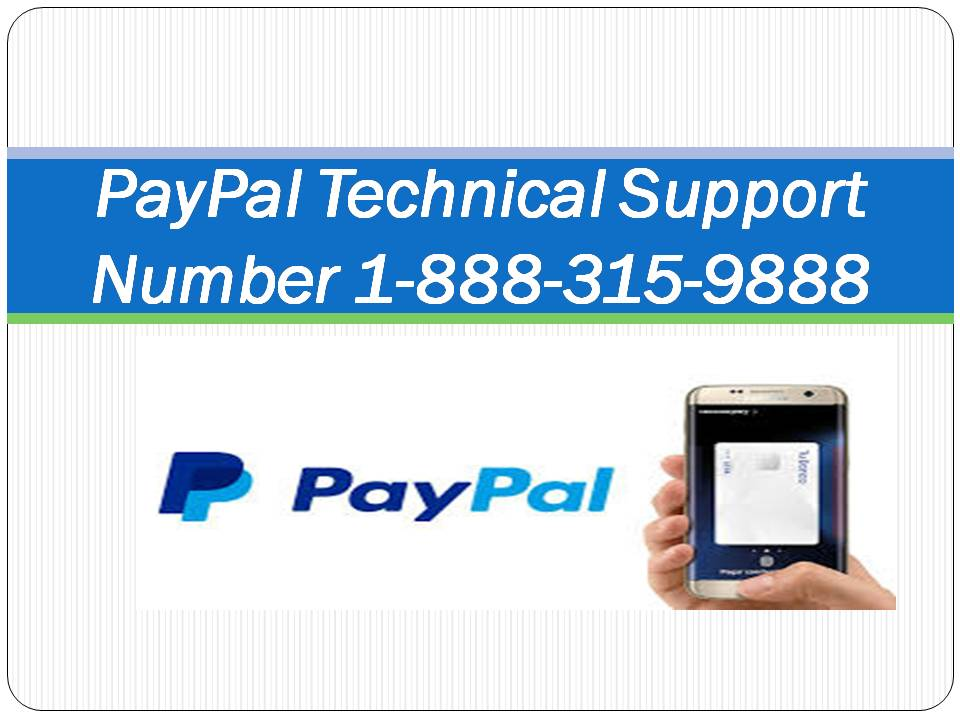 paypal technical support number 1
